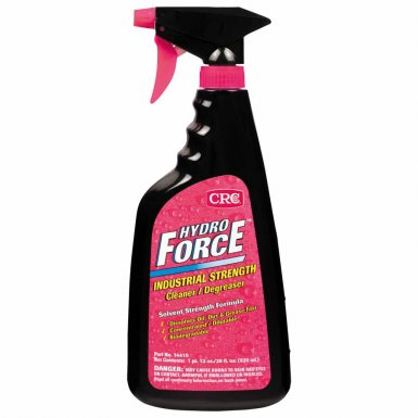 CRC 14415 HydroForce Industrial Strength Cleaner/Degreasers
