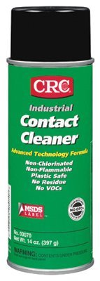 CRC 3070 Industrial Contact Cleaners