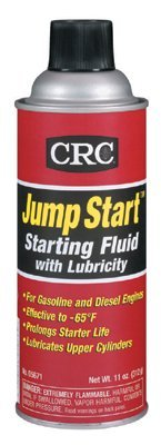 CRC 5671 Jump Start Starting Fluid with Lubricity