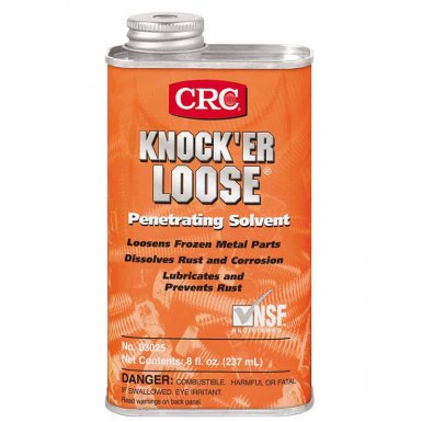 CRC 3025 Knock'er Loose Penetrating Solvents