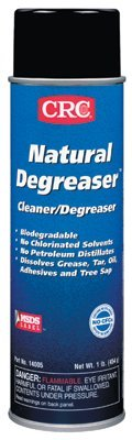 CRC 14005 Natural Degreaser Cleaners/Degreasers