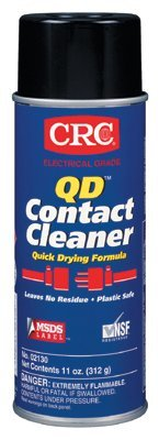 CRC 2130 QD Contact Cleaners