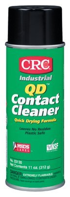 CRC 3130 QD Contact Cleaners