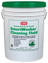 SmartWasher Automotive & Ink Grade Cleaning Solutions