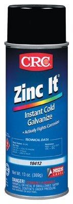 CRC 18412 Zinc-It Instant Cold Galvanize