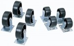 Delta Consolidated 1-320990 Jobox Heavy-Duty Casters