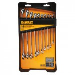 DeWalt DWMT72166 10 Piece Combination Wrench Sets