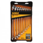 DeWalt DWMT72167 10 Piece Combination Wrench Sets