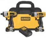 DeWalt DCK210S2 12V MAX* Cordless Combo Kits