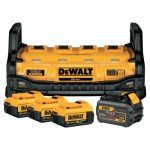 Dewalt DCB1800M3T1 1800 Watt Portable Power Station and Parallel Battery Charger Kits