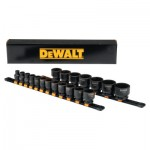 DeWalt DWMT19240 19 Piece Impact Socket Sets