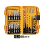 DeWalt DW2503 20-Piece RAPID LOAD ToughCase+ Accessory Sets