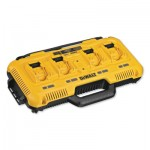 DeWalt DCB104 20V/60V MAX* 4 Port Lithium ION Battery Charger
