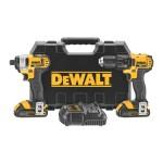 DeWalt DCK590L2 20V MAX* Cordless Combo Kits