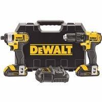 DeWalt DCK280C2 20V MAX* Cordless Combo Kits
