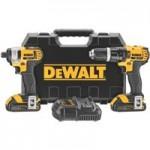 DeWalt DCK285C2 20V MAX* Cordless Combo Kits
