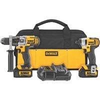 DeWalt DCK290L2 20V MAX* Cordless Combo Kits