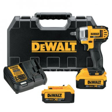 DeWalt DCF883M2 20V MAX Impact Wrench Kit