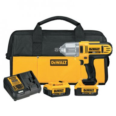 DeWalt DCF889M2 20V MAX Impact Wrench Kit