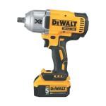 "DeWalt DCF894P2 20v MAX* XR Brushless High Torque 1/2"" Impact Wrench Kit with Detent Anvil"
