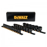 DeWalt DWMT19243 26 Piece Metric Impact Socket Sets