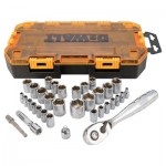 DeWalt DWMT73804 34 Piece Socket Sets