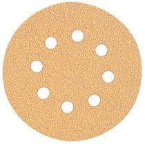 "DeWalt DW4312 5"" Random Orbit Sheets (8 Hole)"