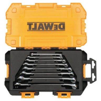 DeWalt DWMT73809 8 Piece Combination Wrench Sets