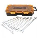 DeWalt DWMT73810 8 Piece Combination Wrench Sets