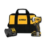 DeWalt DCF809C1 Atomic Compact Series 20V MAX Brushless 1/4 in Impact Driver Kits