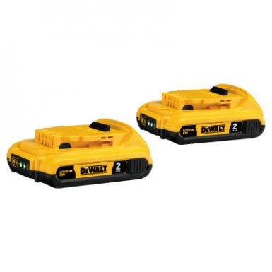 DeWalt DCB203-2 Battery Packs