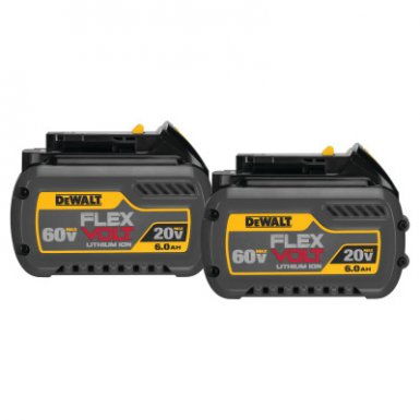 DeWalt DCB606-2 Battery Packs