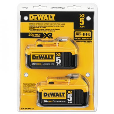 DeWalt DCB205-2 Battery Packs