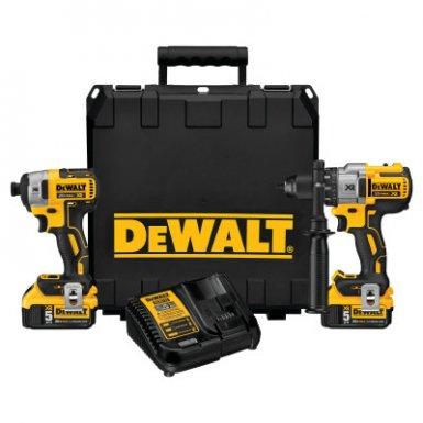 DeWalt DCK299P2 Combo Kits