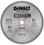 DeWalt DW4702 Continuous Rim Diamond Blades