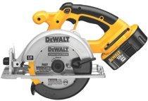 DeWalt DC390B Cordless Circular Saws