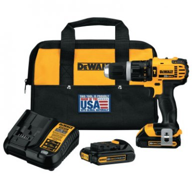 DeWalt DCD785C2 Cordless Compact Drill/Drivers