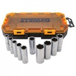 DeWalt DWMT73814 Drive Deep Socket Set