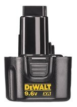 DeWalt DW9061 Extended Run-Time Batteries