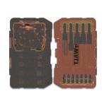 DeWalt DWA2T35IR FlexTorq Impact Ready 35-pc Screwdriving Bit Sets
