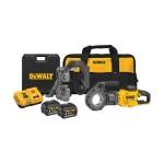 DeWalt DCE700X2 FLEXVOLT 60V MAX* Cordless Pipe Threader Kits