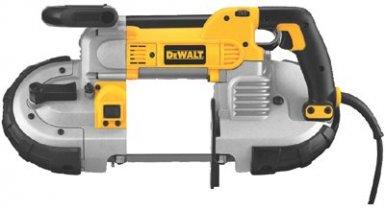 DeWalt DWM120 Heavy-Duty Deep Cut Variable Speed Band Saws