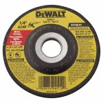 DeWalt DW4514 High-Performance Metal Grinding/Cutting Wheels