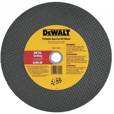 DeWalt DW8020 High Speed Wheels
