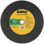 DeWalt DW8024 High Speed Wheels