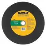 DeWalt DW8026 High Speed Wheels