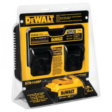 DeWalt DCB102 Jobsite Charging Stations