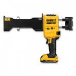 DeWalt DCE591D1 Powers by DeWalt Cordless Caulk Gun