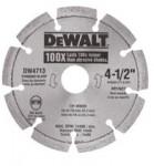 DeWalt DW4713 Segmented Rim Diamond Blades