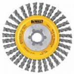 DeWalt DW49204B Stringer Wire Wheels
